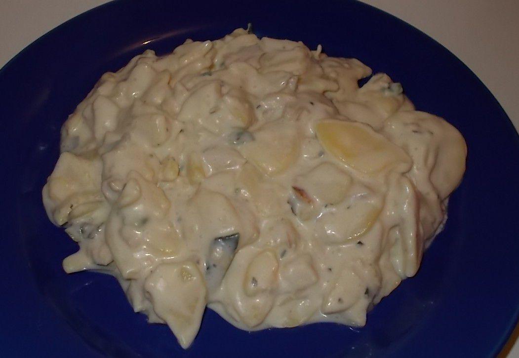 [Lidl] Alpenfest Kartoffel-Salat mit Brathendl
