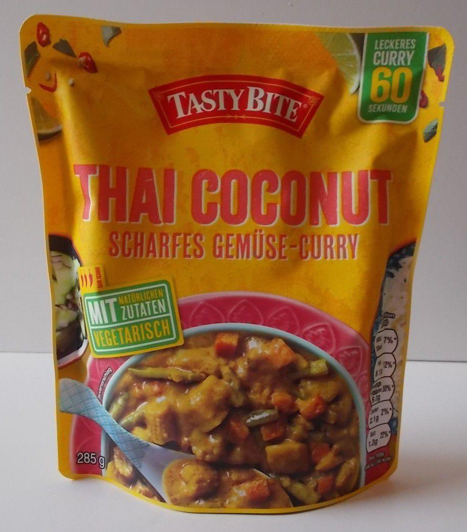 Tasty Bite Thai Coconut scharfes Gemüse-Curry