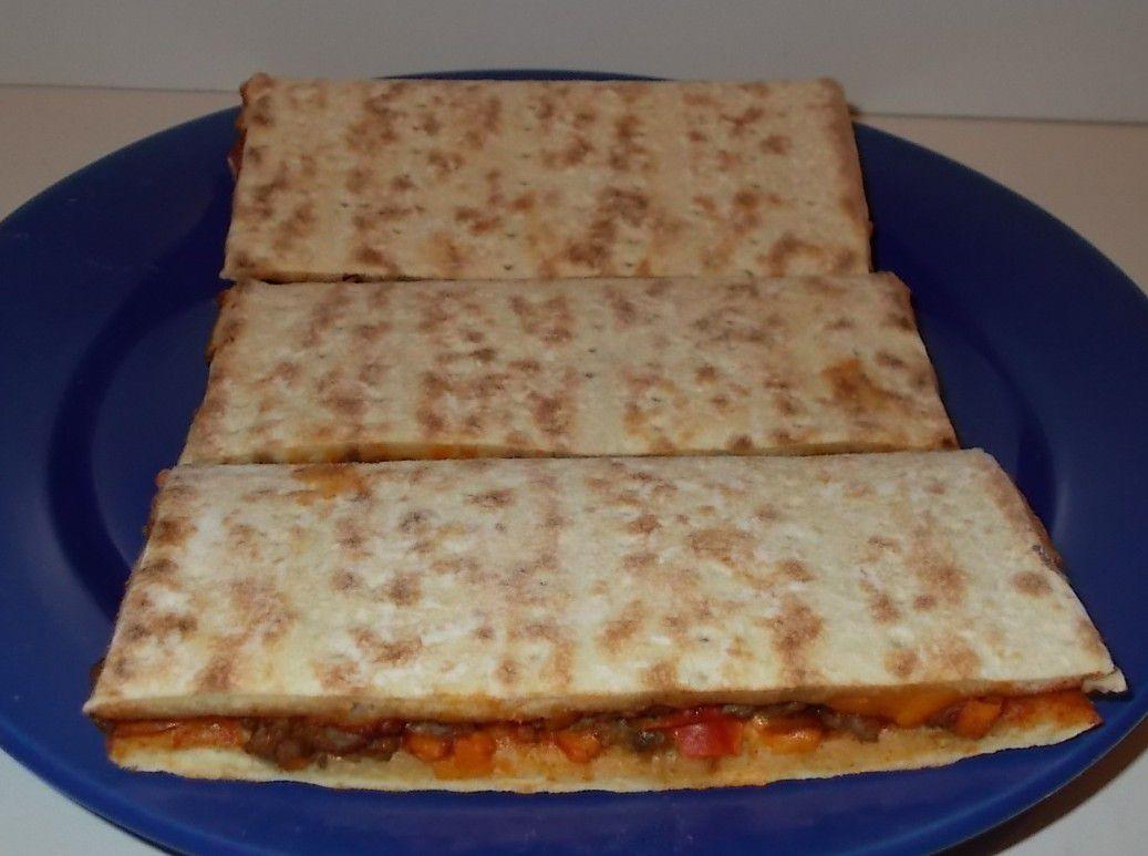 [Lidl] Alfredo Pizzatasche Chili con Carne