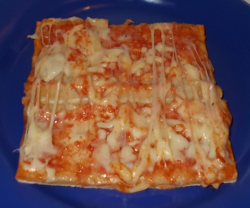 [Lidl] Alfredo Bio Pizza Pocket 3 Käse