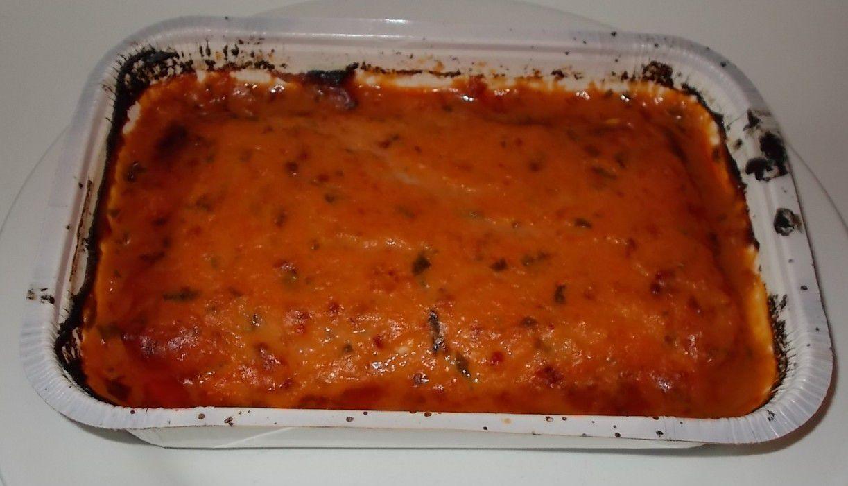 Pickenpack Wildlachs Tomaten-Knoblauch-Sauce