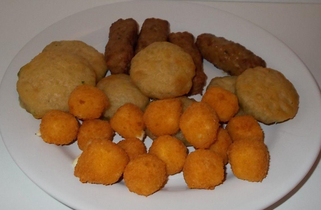 [Lidl] Eridanous Snackbox mit Zucchinischeiben u.a.