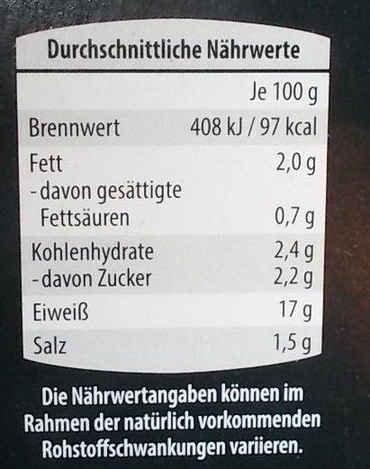 [Aldi] Gourmet Sauerbraten vom Rind mit Würzsauce