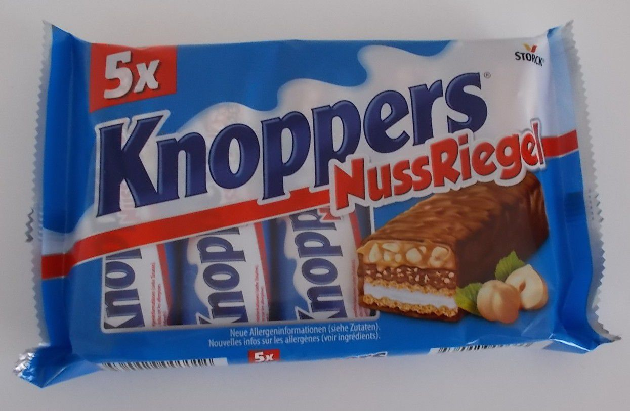 Knoppers NussRiegel