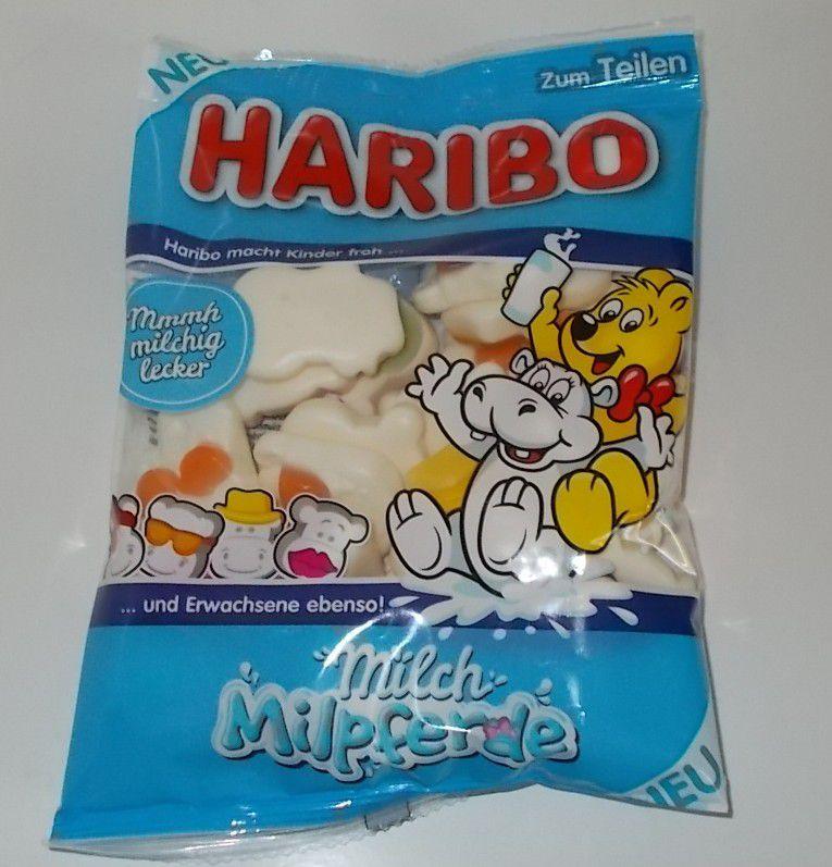 HARIBO Milch-Milpferde