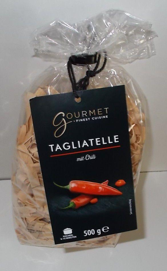 [Aldi] Gourmet Tagliatelle mit Chili