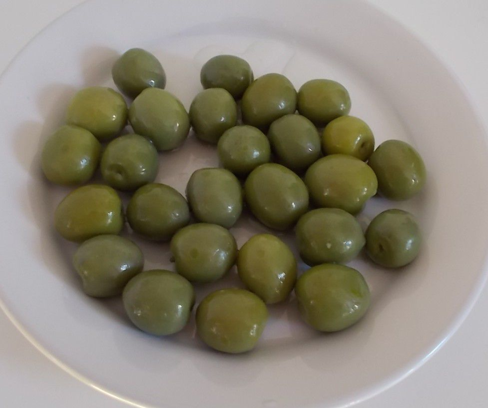 [Lidl] Deluxe Nocellara-Oliven in Sonnenblumenöl