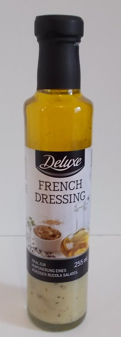[Lidl] Deluxe French Dressing