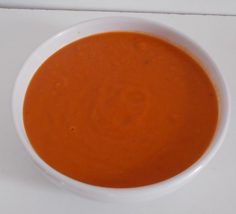[Aldi] Snack Time Tomaten-Cremesuppe mit Mascarpone