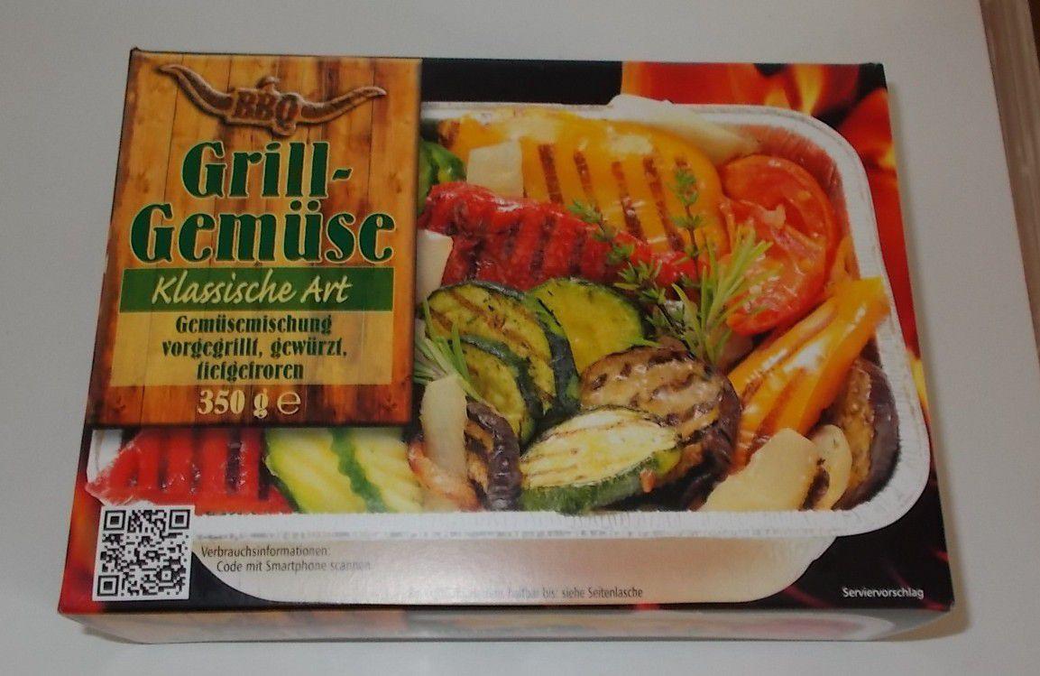 Jütro BBQ Grill-Gemüse Klassiche Art