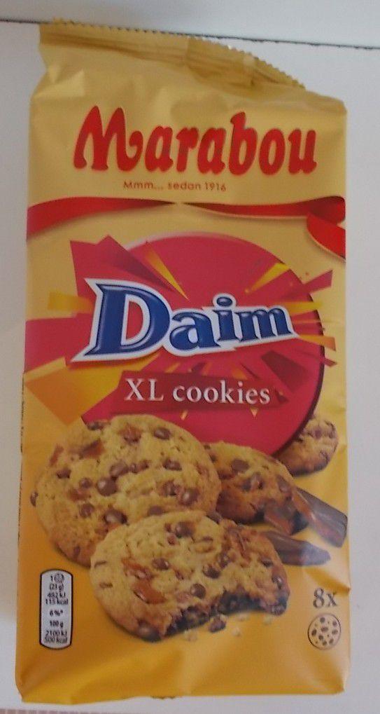 Marabou Daim XL Cookies