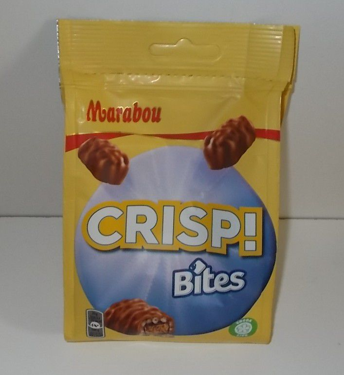 Marabou Crisp! Bites