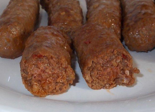 [Aldi] BBQ Cevapcici Ajvar