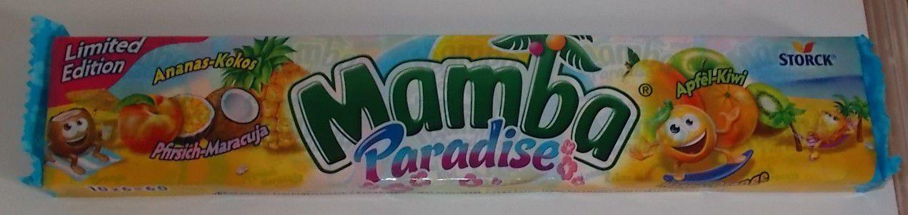 Mamba Paradise Limited Edition