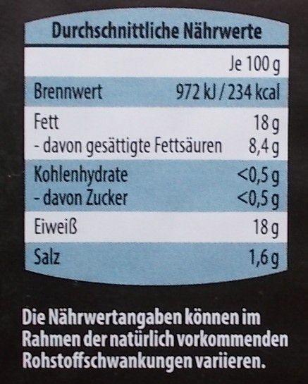 [Aldi] BBQ Hamburger Klassisch