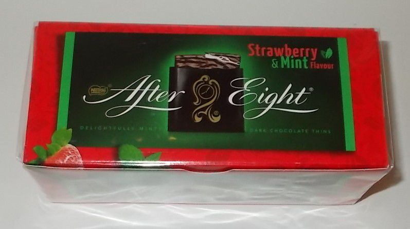 After Eight Strawberry & Mint Flavour