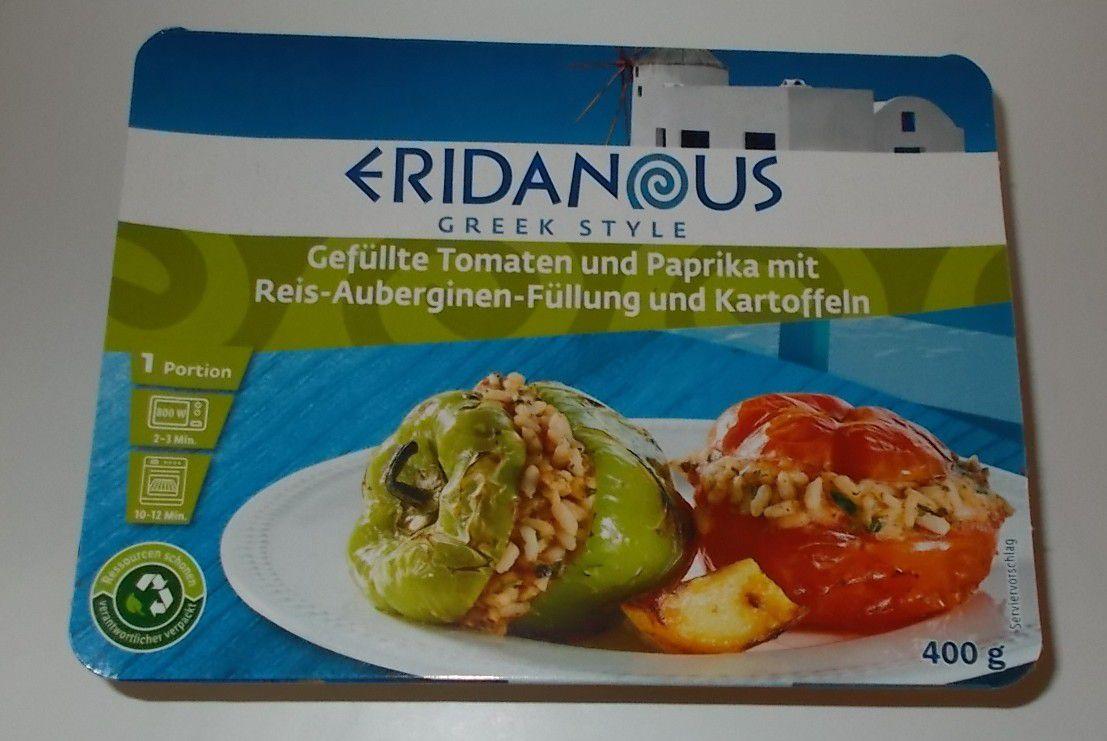 [Lidl] Eridanous Gefüllte Tomaten und Paprika