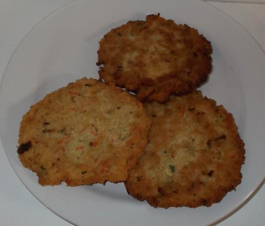 Henglein Reibekuchen mit Zucchini und Möhre