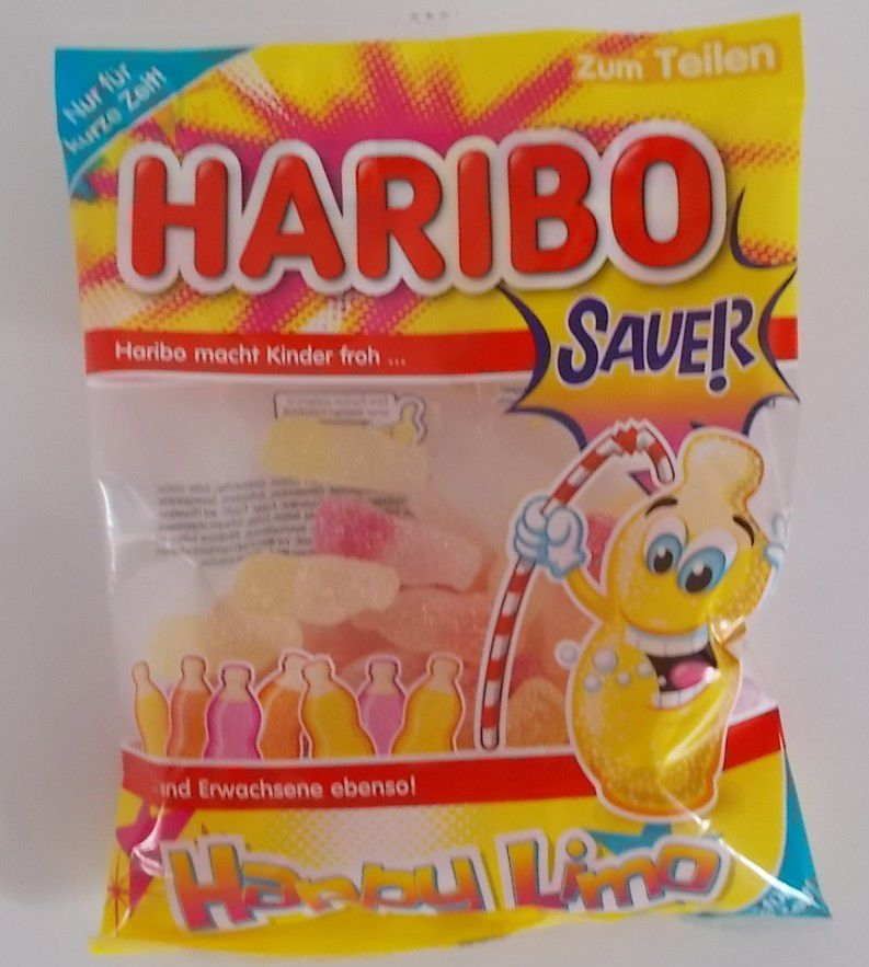 Haribo Happy Limo Saue!r