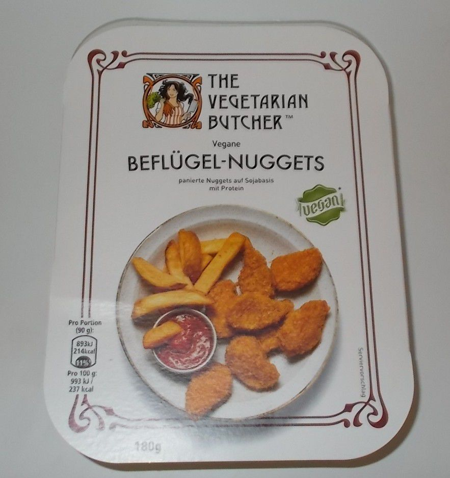 The Vegetarian Butcher Beflügel-Nuggets