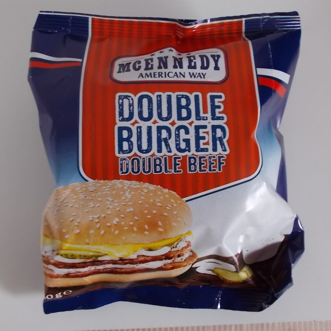 [Lidl] McEnnedy Double Burger Double Beef