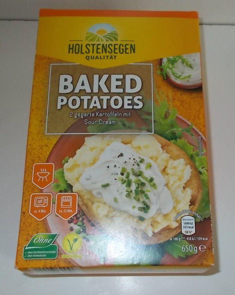 [Aldi] Holstensegen Baked Potatoes Sour Cream