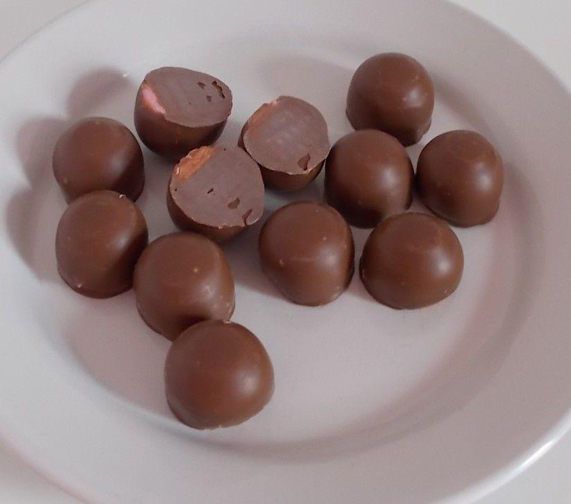 Halloren Kugeln Erdbeer-Vanille