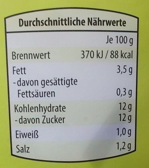 [Aldi] Wonnemeyer Krautsalat mit Gurke und Paprika