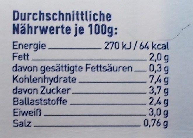FRoSTA Gemüse Pfanne mit gegrillter Zucchini & Kichererbsen