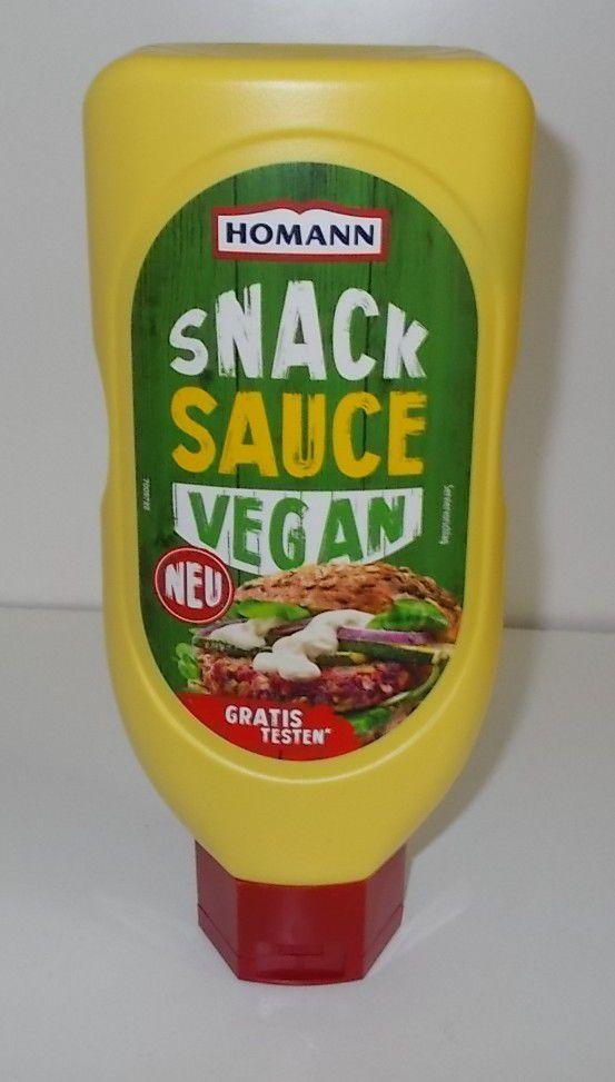 HOMANN Snack Sauce vegan