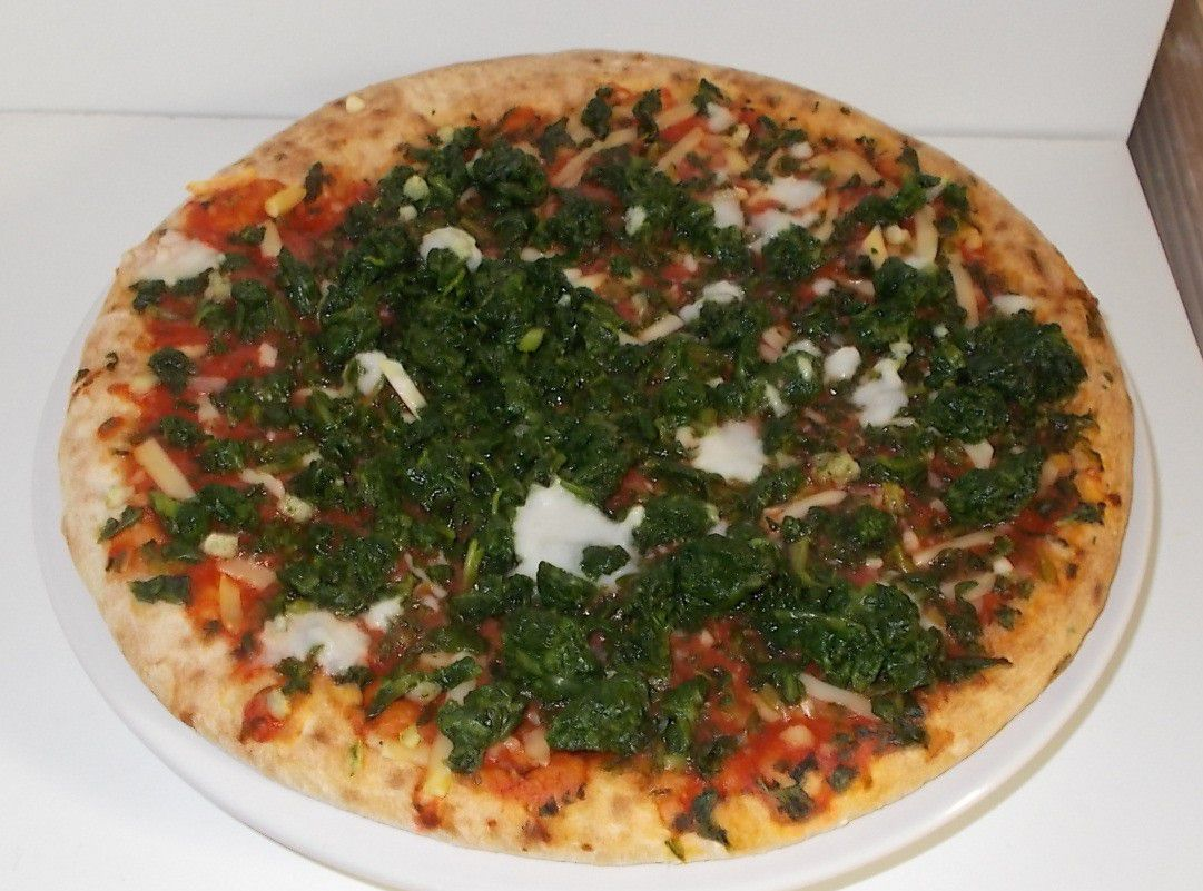 Veganz Pizza Spinaci