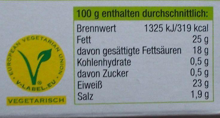 Rücker Grill- & Pfannenkäse Kräuter