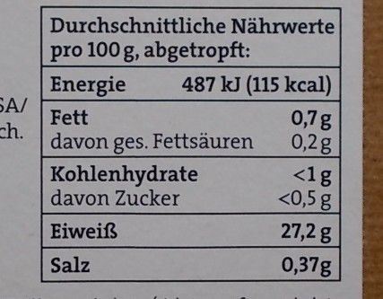 followfish Thunfisch Filets in eigenem Saft