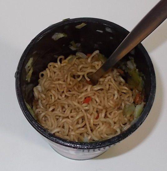 Nissin Cup Noodles Soba Wok Style Teriyaki