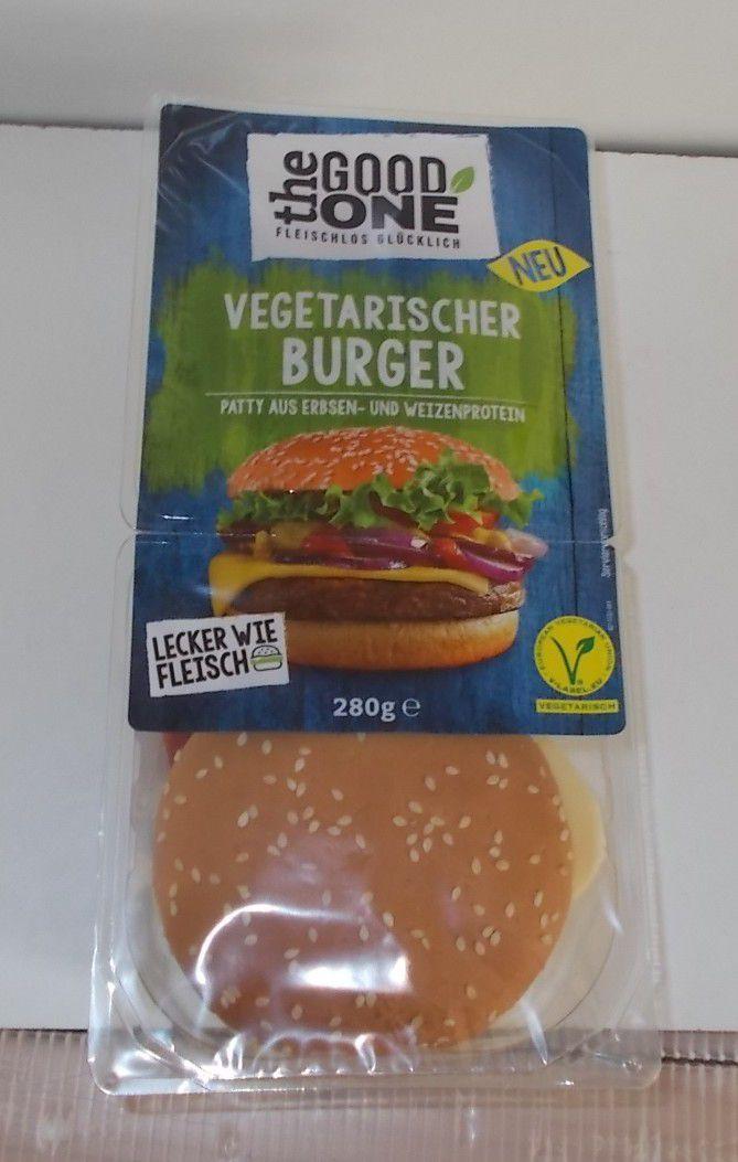 Abbelen Vegetarischer Burger