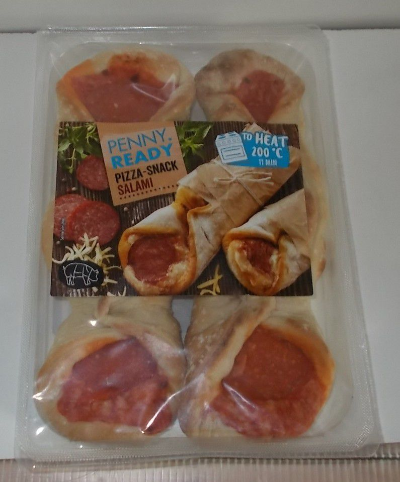 [Penny] Ready Pizza-Snack Salami