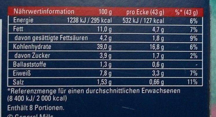 Knack & Back Knoblauch-Ecken