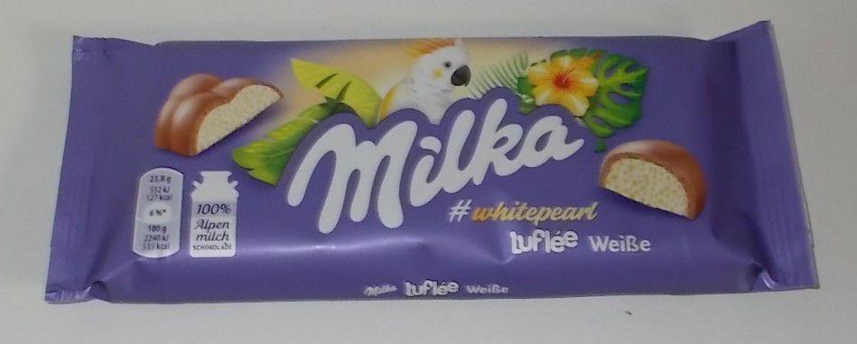 Milka Luflee Weiße