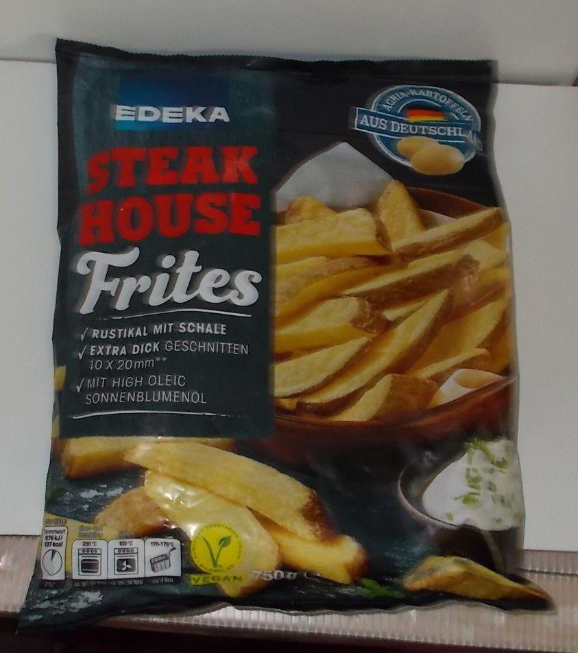 [Edeka] Steak House Frites rustikal mit Schale