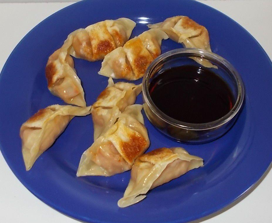 [Lidl] My Streetfood Dumplings Kimchi Pork Style