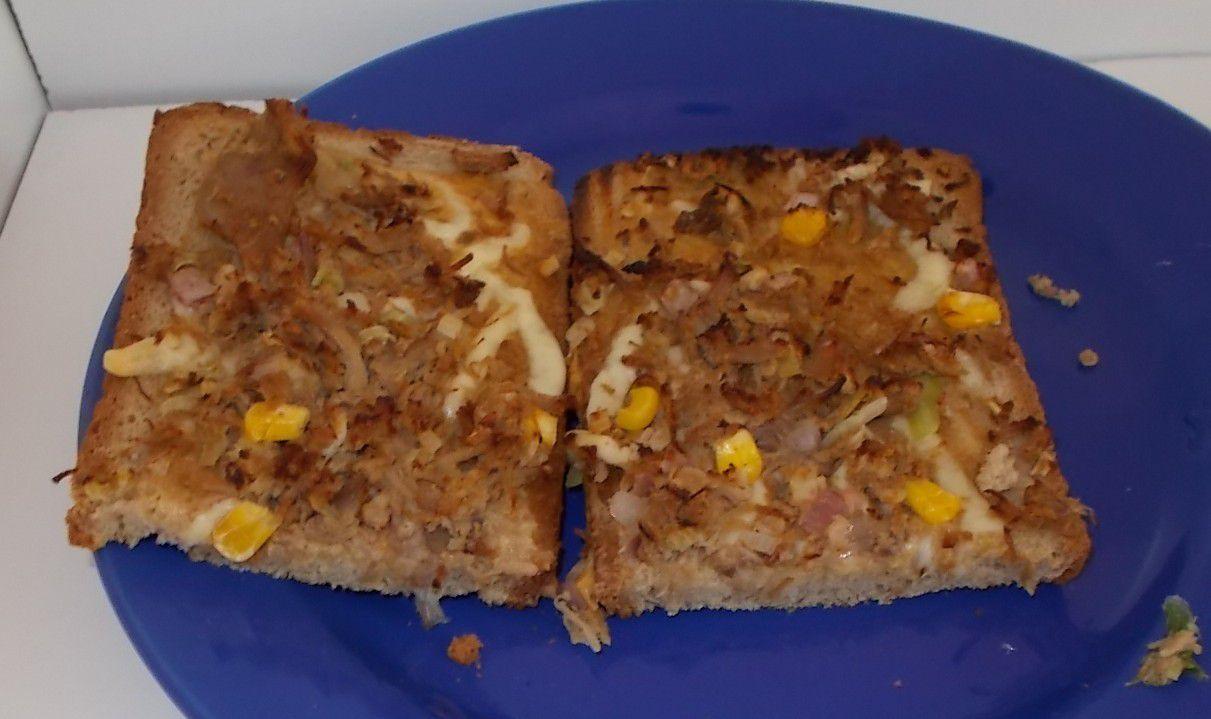 [Lidl] My Streetfood Holzofenbrot Pulled Turkey