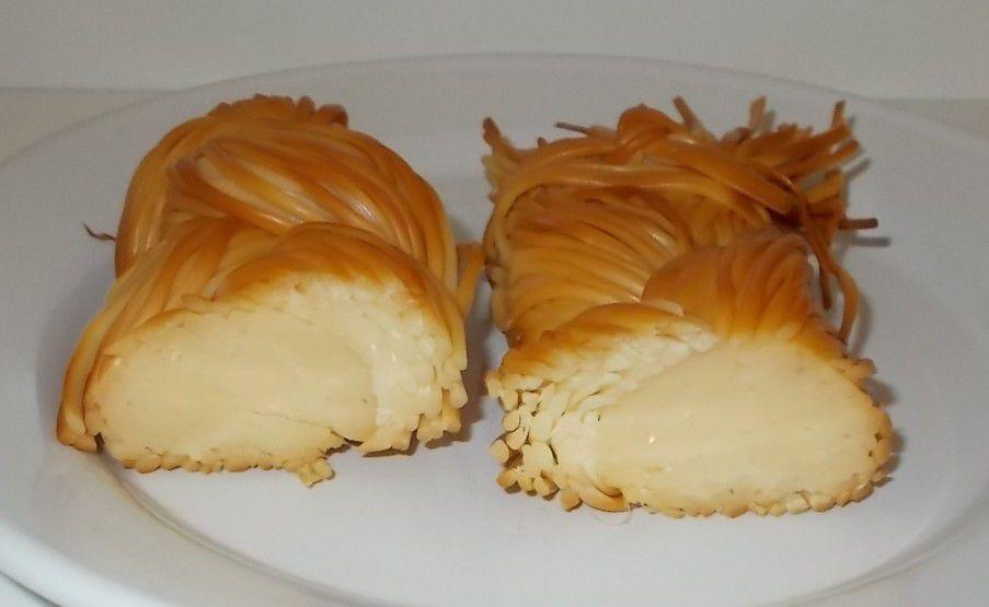 Dovgan Käsezopf kaltgeräuchert