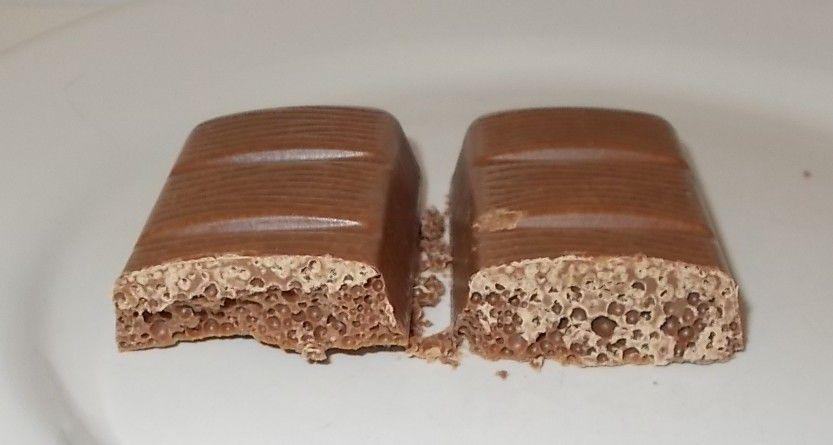 Trumpf Aero Zarte Vollmilch Luft-Schokolade