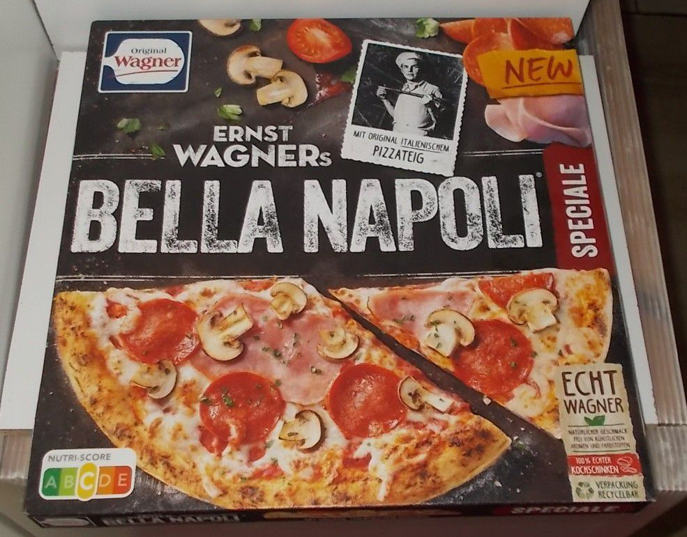 Wagner Ernst Wagners Bella Napoli Speciale