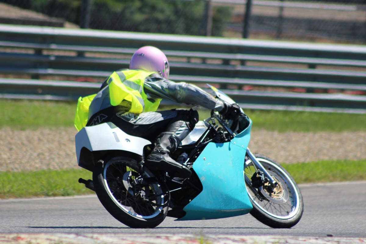 Yamaha 125 TZ