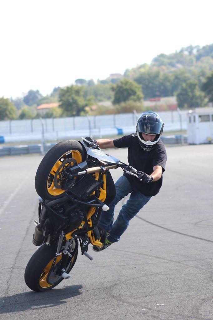 Fête de la moto Motounit à Albi le 9 octobre 2016