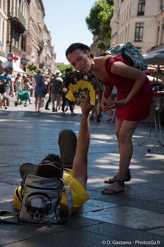 Festival d'Avignon - Olivier Gazzano - PhotosGz.fr