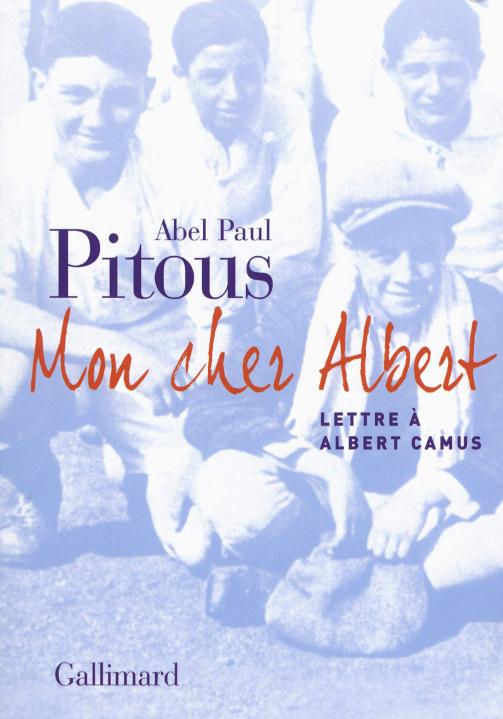 Lecture(S)... Mon cher Albert, Lettres à Albert Camus