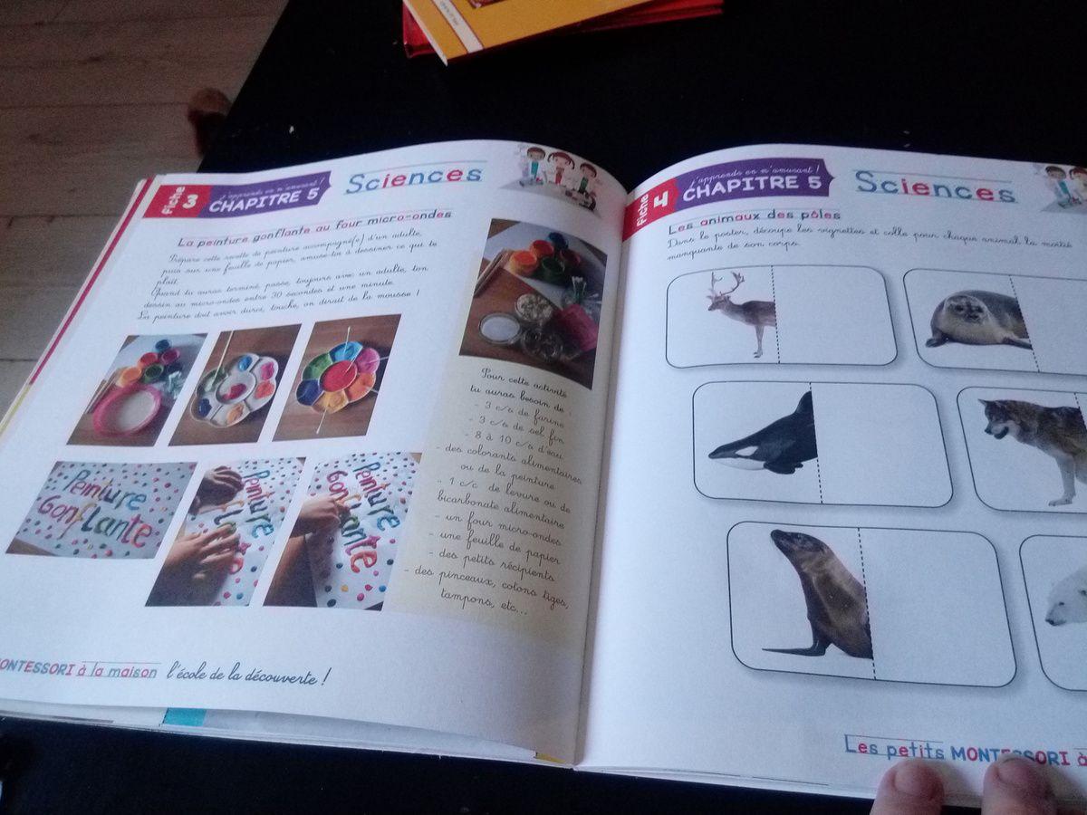 """Découverte du magazine """"Les petits Montessori à la maison"""""""