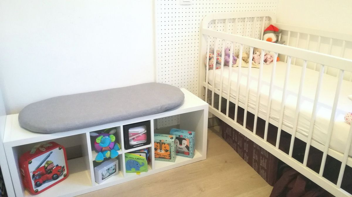 Le coin biberon - Baby Room Tour #2